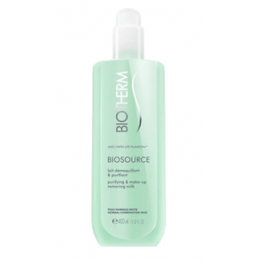Biotherm Biosource Cleansing Milk Normal/Combination Skin 400ml