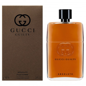 Gucci Guilty Absolute Pour Homme Aftershave Lotion 90ml