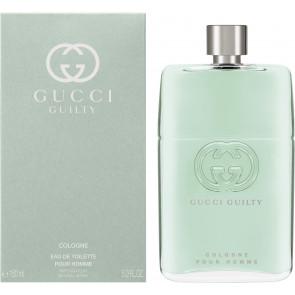 Gucci Guilty Cologne Pour Homme Eau de Toilette 150 ml.