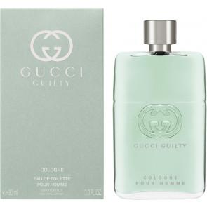 Gucci Guilty Cologne Pour Homme Eau de Toilette 90 ml.