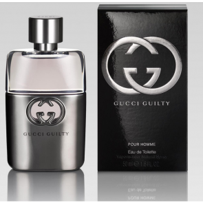 Gucci Guilty Pour Homme Eau de Toilette Spray 50ml