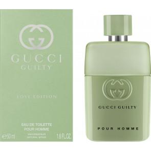 Gucci Guilty Pour Homme Love Edition Eau de Toilette 50 ml.