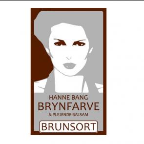 Hanne Bang Brynfarve & Plejende Balsam - Brunsort