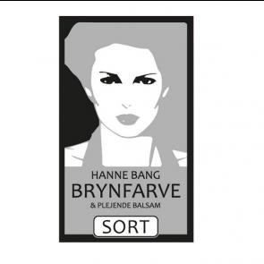 Hanne Bang Brynfarve & Plejende Balsam - Sort
