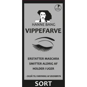 Hanne Bang Vippefarve - Sort
