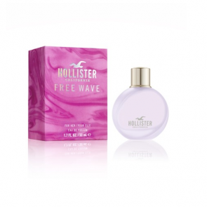 Hollister California Free Wave For Her Eau de Parfum 50ml