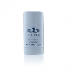Hollister California Free Wave For Him Deodorant Stick 75g