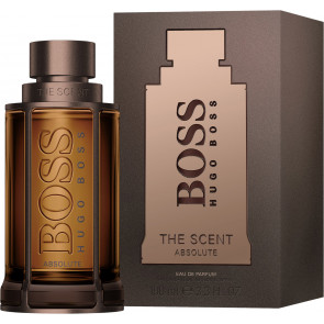 Hugo Boss The Scent Absolute Eau de Parfum 100 ml.