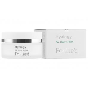Forlle´d Hyalogy AC Clear Cream 50 ml.