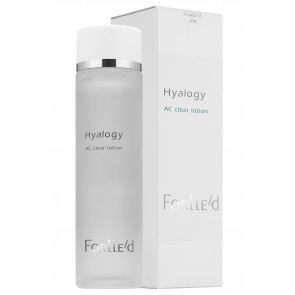 Forlle´d Hyalogy AC Clear Lotion 120 ml.