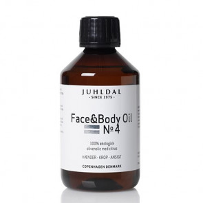 Juhldal Face & Body Oil No. 4 - 250ml.