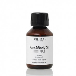 Juhldal Face & Body Oil No 3 - 100ml.