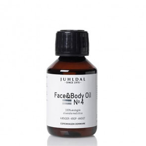 Juhldal Face & Body Oil No 4 100 ml.
