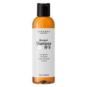 Juhldal Økologisk Shampoo No9 PSO 200ml.