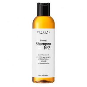 Juhldal Shampoo No2 Til Normalt Hår 200ml.