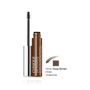 Clinique Just Browsing Brush-On Styling Mousse for Brows - Deep Brown