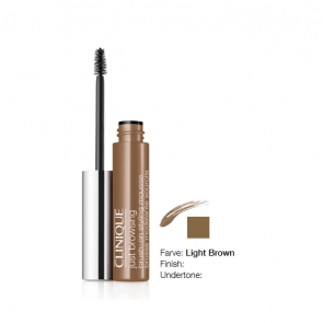 Clinique Just Browsing Brush-On Styling Mousse for Brows - Light Brown