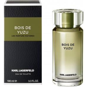 Karl Lagerfeld Bois de Yuzu Eau de Toilette 100 ml.