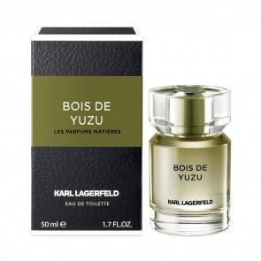 Karl Lagerfeld Bois de Yuzu Eau de Toilette 50 ml.