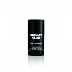 Karl Lagerfeld Private Klub Herre deostick, 75 g