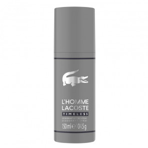 Lacoste L'Homme Timeless Deodorant Spray 150 ml.