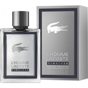 Lacoste L'Homme Timeless Eau de Toilette 100 ml.