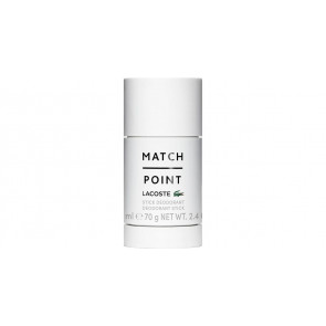 Lacoste Match Point Deo Stick 75 ml.