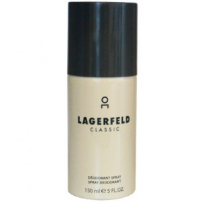 Lagerfeld Classic Deodorant Spray 150 ml