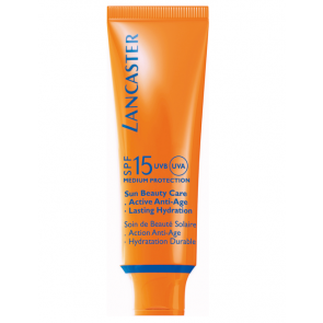 Lancaster Sun Beauty Face Care Sun Protection SPF15