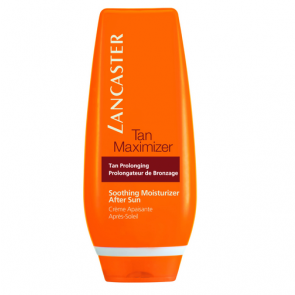 Lancaster After Sun Tan Maximizer Soothing Moisturizer Body