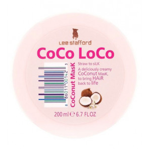Lee Stafford Coco Loco CoConut Mask 200ml
