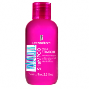 Lee Stafford Poker Straight Shampoo 75ml