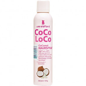 Lee Stafford Coco Loco Hairspray 250ml