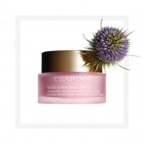 Clarins Multi-Active Day Cream SPF 20 All Skin Types 50ml