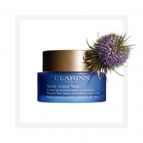 Clarins Multi-Active Night Cream Dry Skin 50 ml.