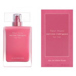 Narciso Rodriguez Fleur Musc for Her Eau de Toilette Florale 50 ml.
