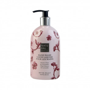 Natural Basics Hand Wash Sweet Chai & Lavender 500 ml.
