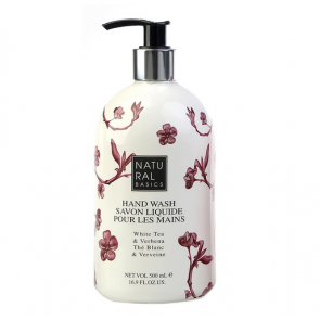 Natural Basics Hand Wash White Tea & Verbena