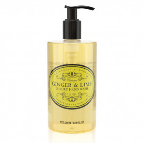 Naturally European Hand Wash Ginger Lime 500 ml.