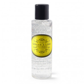 Naturally European Moinsturizing Cleansing Gel 68% Ginger & Lime 100 ml.
