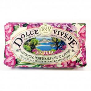 Nesti Dante Fine Natural Soap Sicilia 250 gr.