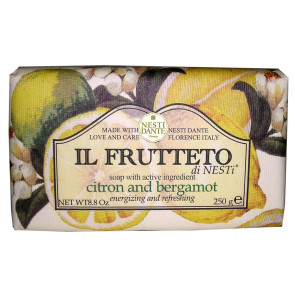 Nesti Dante Il Frutteto Natural Handsoap Citron & Bergamot 250 gr.