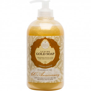 Nesti Dante Luxury Gold Soap 500 ml.