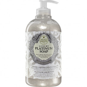 Nesti Dante Luxury Platinum Hand Liquid Soap 500 ml.