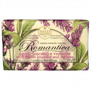 Nesti Dante Romantica Hand Soap with Wild Tuscan lavender & Verbena 250 gr.