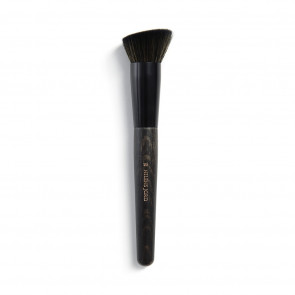 Nilens Jord Angled Foundation Brush Pure Collection nr. 185