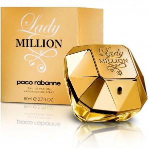 Lady Million Eau de Parfum 80 ml. Paco Rabanne