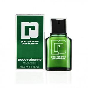Paco Rabanne Pour Homme Eau de Toilette 50 ml.