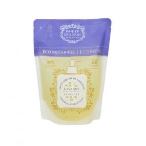 Panier des Sens Liquid Marseille Soap Lavender Refill 500 ml.