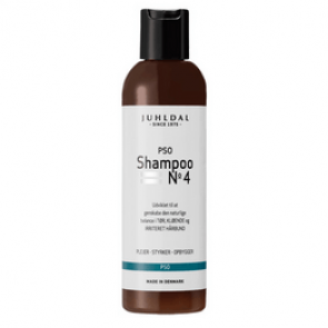 Juhldal Shampoo No4 PSO 200ml.